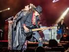 Venda de ingressos para show do Aerosmith no RS começa na segunda