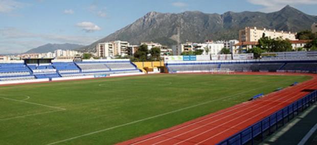 Estádio de Marbella, onde o Atlético-PR vai jogar (Foto: Divulgação)