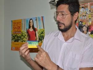 Uso do nome social para travestis e transsexuais é adotado pelo SUS para promover a cidadania da população LBGT (Foto: Frederick Borges/Divulgação)