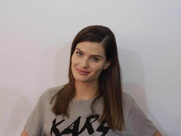 Isabeli Fontana  (Foto: Carolina Barrionuevo)