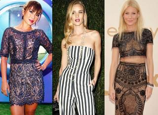 Tendência de moda destaque (Foto: EGO)