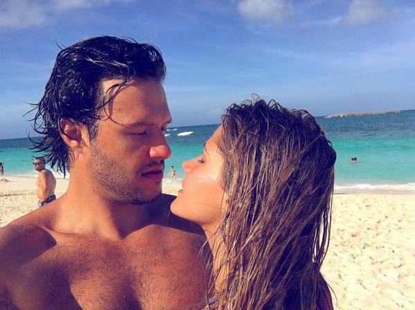 Nando Rodrigues e Yasmin Volpato (Foto: Reprodução/Instagram)