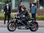 Moto inédita da Harley-Davidson aparece em