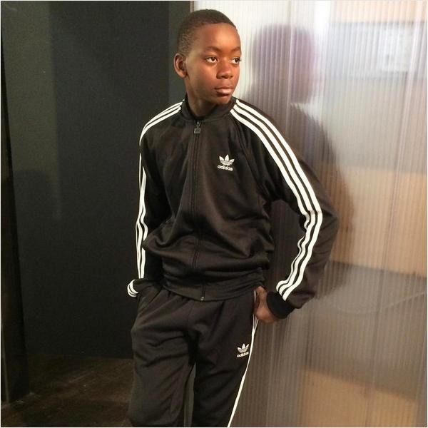 O filho de 11 anos de Madonna, David Banta (Foto: Instagram)