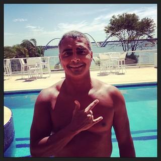 Romário (Foto: Reprodução/Instagram)