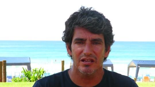 """Pai de Medina mira a Austrália pelo bi: """"Não ficamos satisfeitos com 3º lugar"""""""