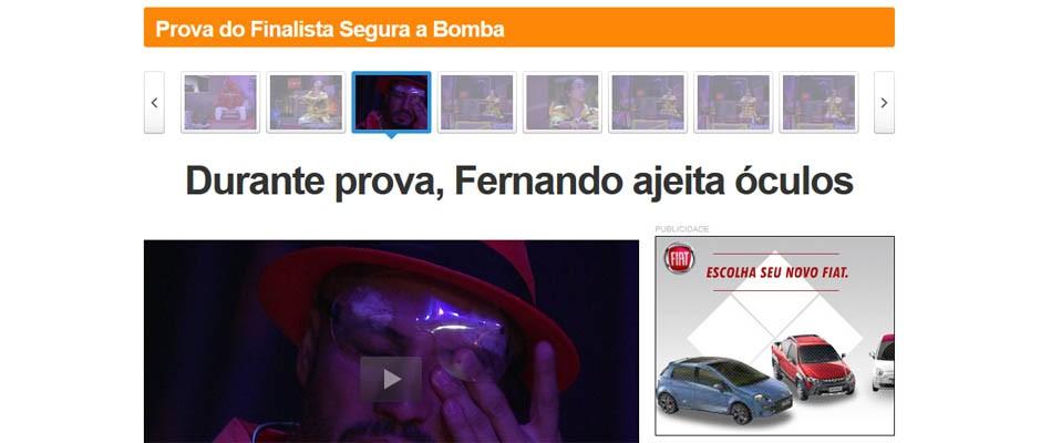Fernando notícia