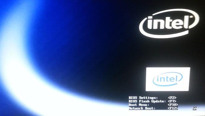 """Pressione """"Esc"""" ou """"Delete"""" assim que o PC estiver iniciando (Foto: Reprodução/Daniel Ribeiro)"""