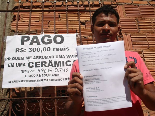 Aguinaldo Antunes de Rio Claro (Foto: Samuel Pancher/O Jornal)