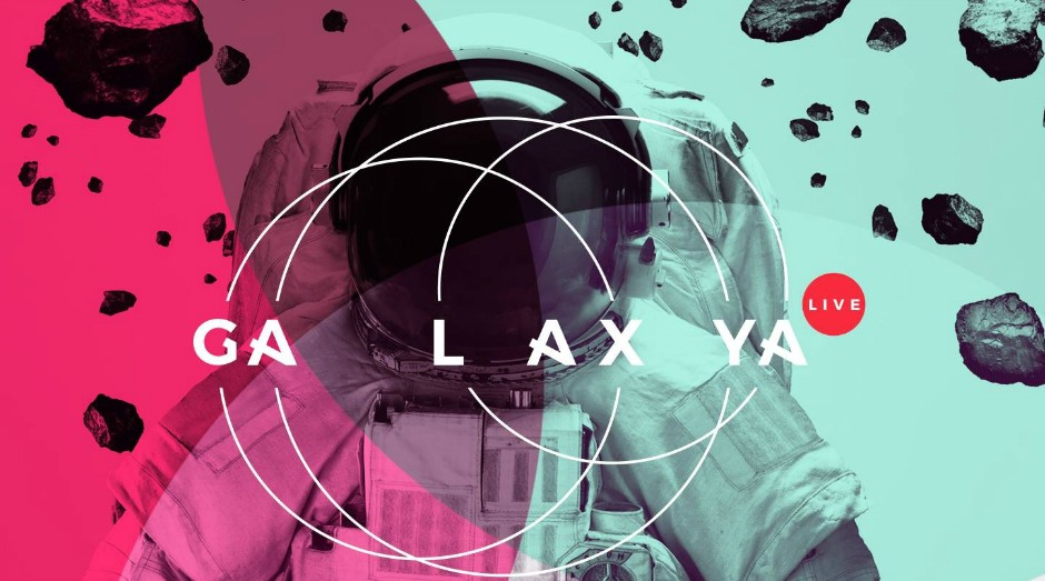 Galaxya LIVE será realizado entre os dias 17 e 18 de novembro (Foto: Divulgação)