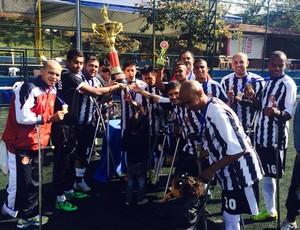 Futebol de Amputados de Mogi das Cruzes Paulista (Foto: Divulgação)
