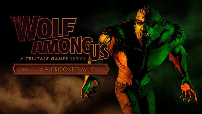 The Wolf Among Us: Episode 3 - A Crooked Mile (Foto: Divulgação)