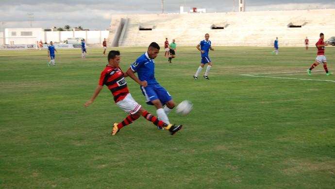 Campinense x CSP, Amigão (Foto: Silas Batista / GloboEsporte.com)