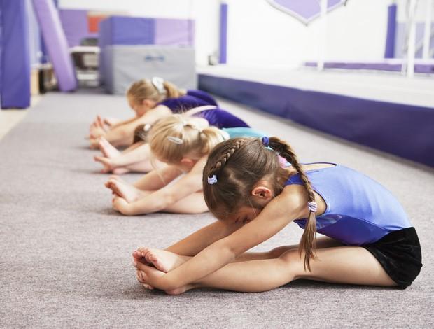 crianças ginastica (Foto: Getty Image)