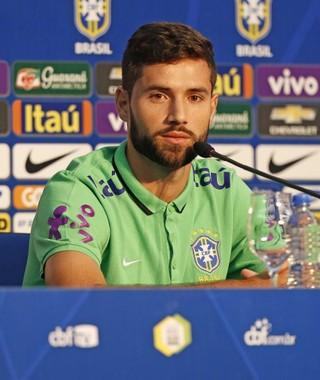 Felipe Seleção Brasileira (Foto:  Rafael Ribeiro / CBF)
