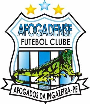 escudo afogadense (Foto: Divulgação / Afogadense F.C)