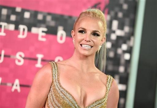 Britney Spears vai ser homenageada como uma das 'artistas do milnio' em premiao (Foto: Jordan Strauss/AP)