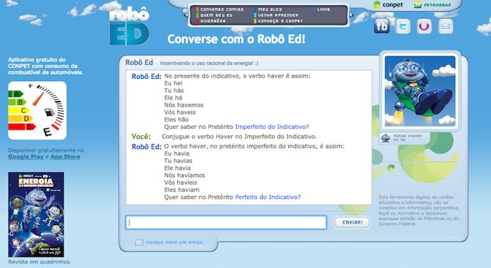 O robô pode ensinar diversos assuntos (Foto: Reprodução)