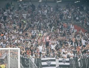 Mineirão; torcida; Atlético-MG (Foto: Bruno Cantini / Site Oficial do Atlético-MG)
