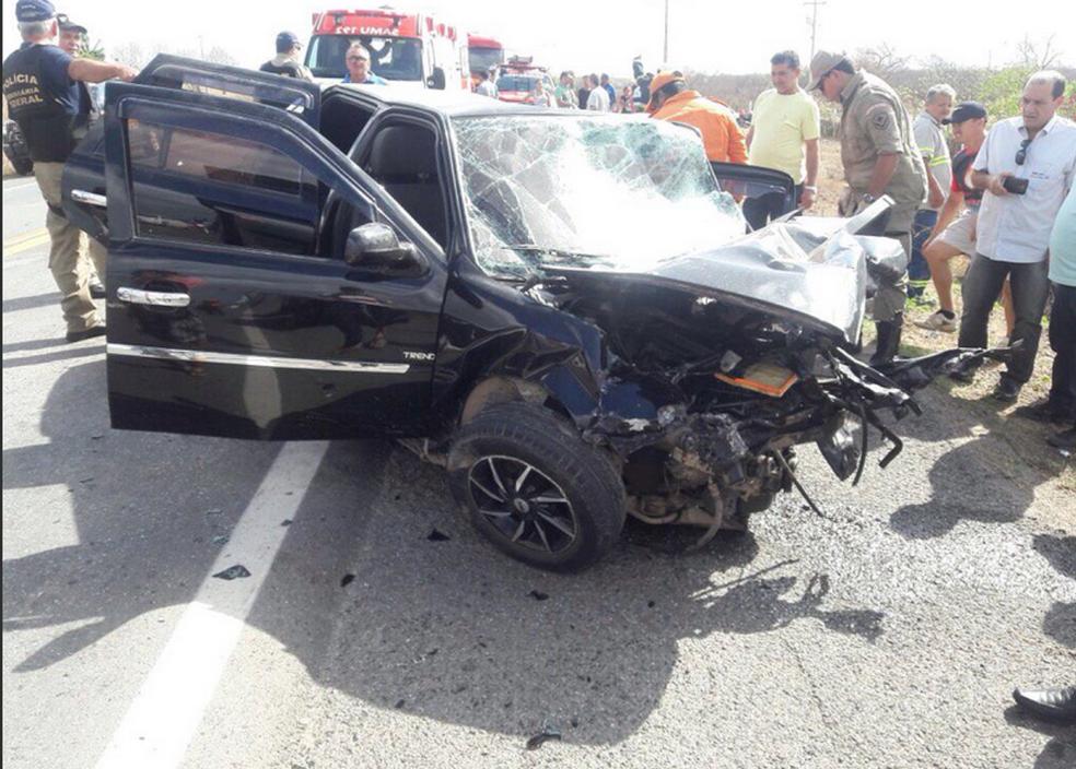 Violência no trânsito causa prejuízo de R$ 6,4 bilhões ao Ceará em 2016, diz estudo (Foto: Sobral 24 horas)
