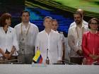 Crise na Venezuela e paz da Colômbia dominam Cúpula Íbero-Americana