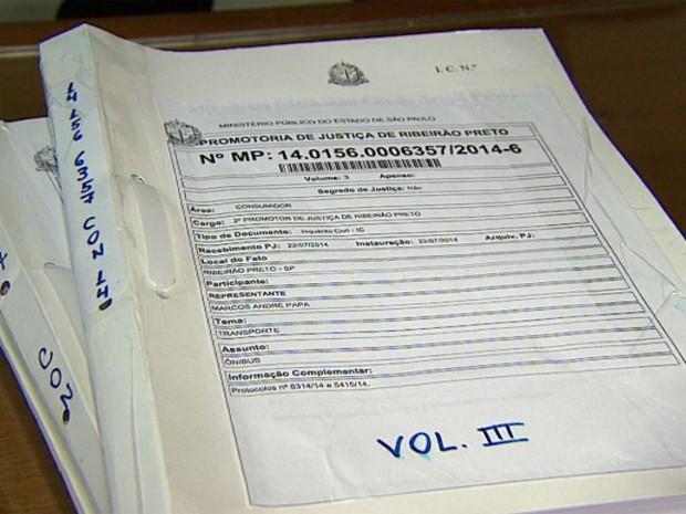 Inquérito civil aberto pelo Ministério Público de Ribeirão Público encontrou irregularidades (Foto: Reprodução/EPTV)