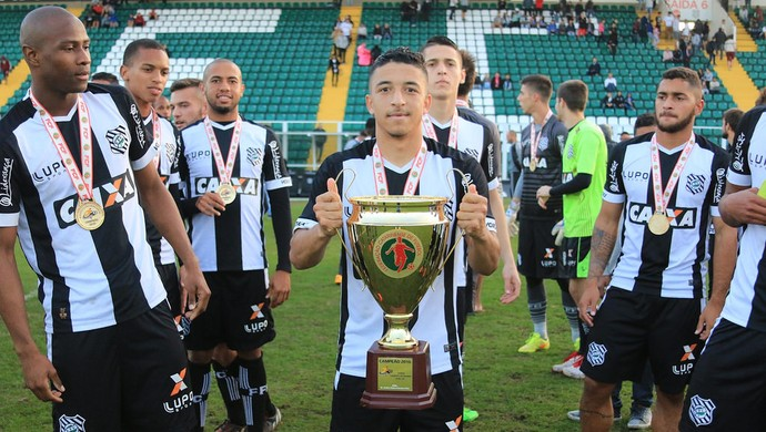 João Pedro Figueirense (Foto: Luiz Henrique/Figueirense FC)