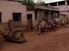 Após chuva em Ubá, Prefeitura recebe doações e limpeza foi retomada