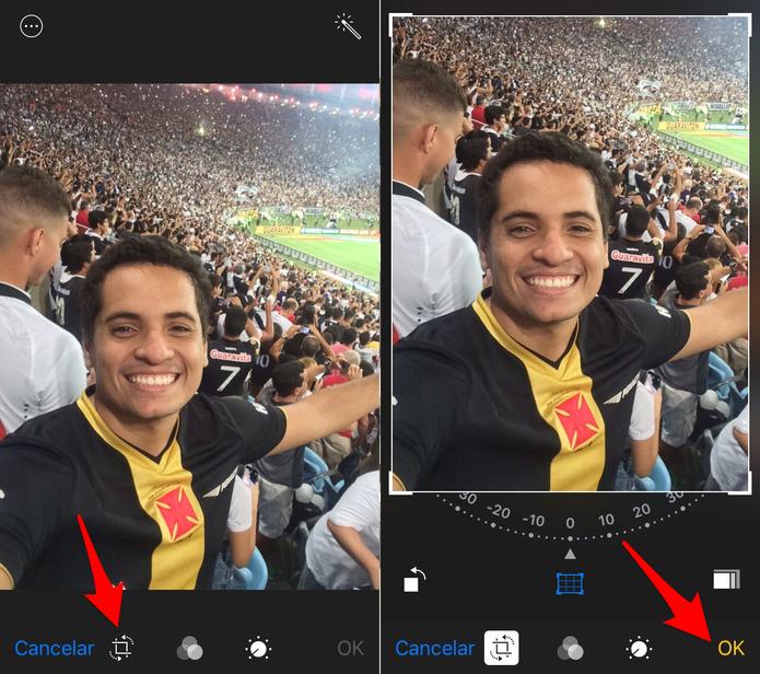8eff596b16 Como editar fotos e colocar filtros no iPhone 5S sem baixar apps ...