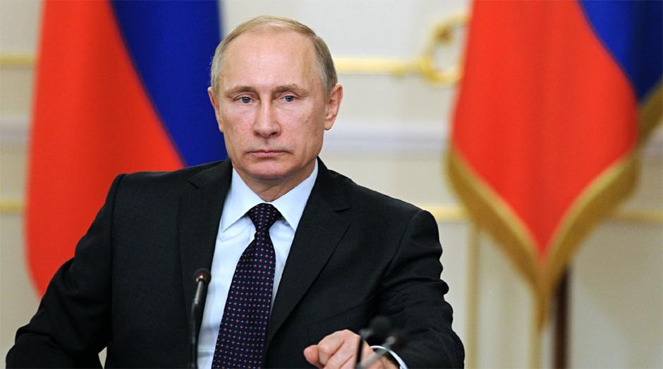 Vladimir Putin é presidente da Rússia (Foto: Reprodução )