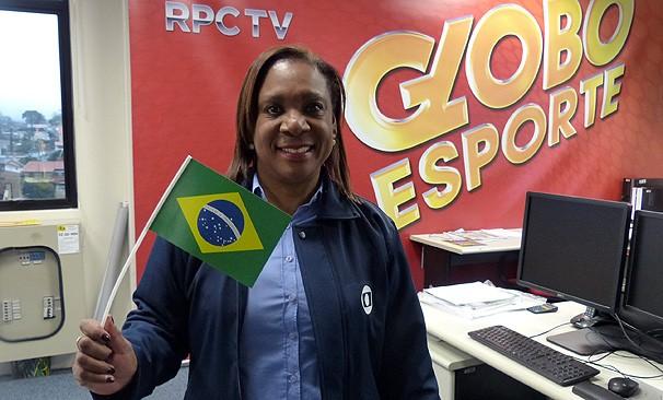 Dulcineia Novaes  (Foto: Divulgação/ RPC TV)