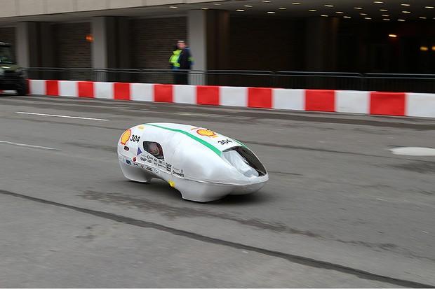 Shell Eco-Marathon (Foto: Divulgação)