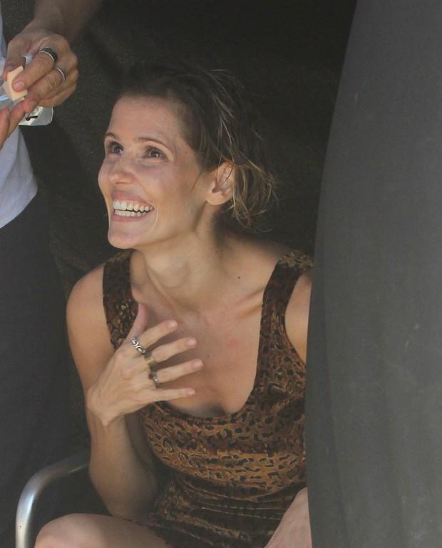 Deborah Secco (Foto: Cristiana Pena/ Ag.News)