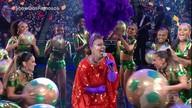 Reveja todas as apresentações de Sandra de Sá no 'Show dos Famosos'