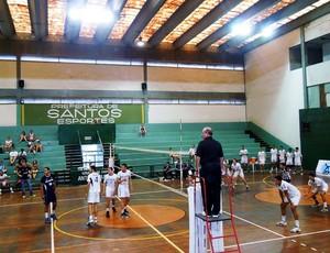 Santos/ANDEE/Fupes bate São Caetano pelo Paulista sub-21 (Foto: Divulgação / Zerri Torquato)