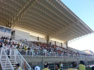 nacional atético clube estádio soares de azevedo 2014 (Foto: Raphael Lemos)