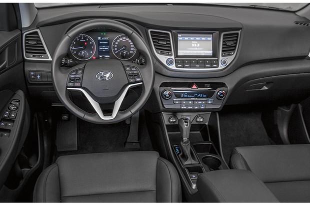 Hyundai new TUcson GLS (Foto: Marcos Camargo)