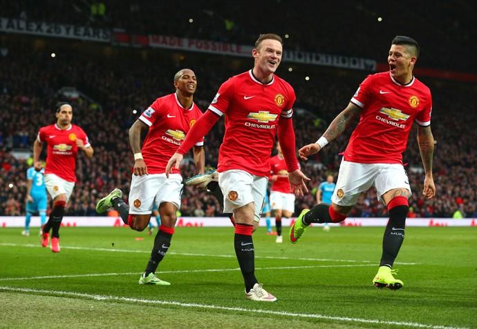 Rooney Manchester United Sunderland (Foto: Getty Images)