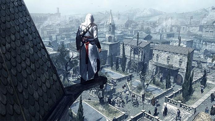 Assassins Creed inovou com conceito único (Foto: Divulgação/Ubisoft)
