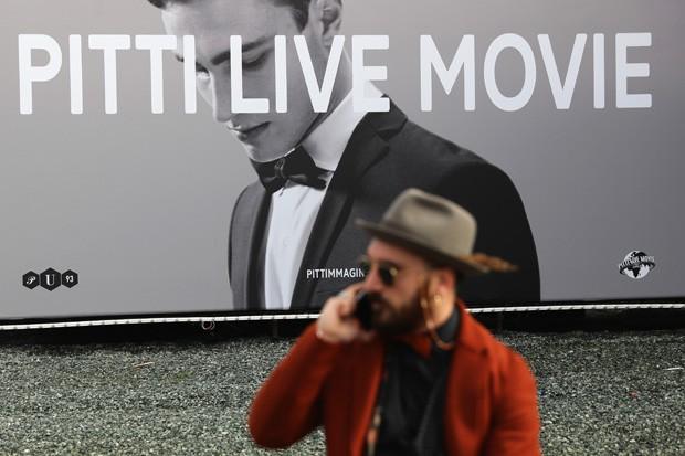 Começa nesta terça-feira o salão Pitti Uomo em Florença (Foto: Getty Images)