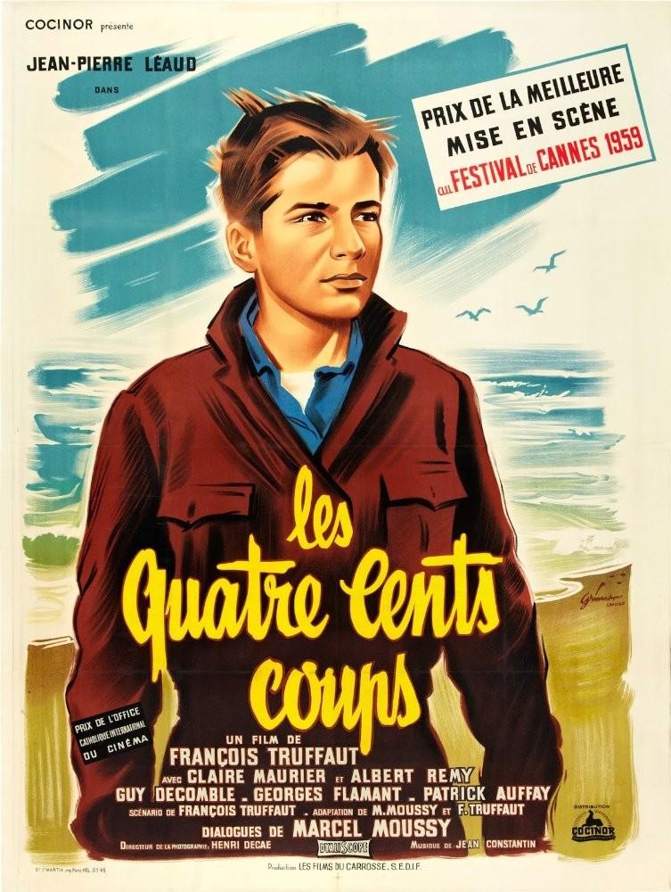 Os Incompreendidos (1959) - François Truffaut (Foto: Divulgação)