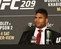 Overeem teve intoxicação alimentar e foi hospitalizado antes do UFC 209