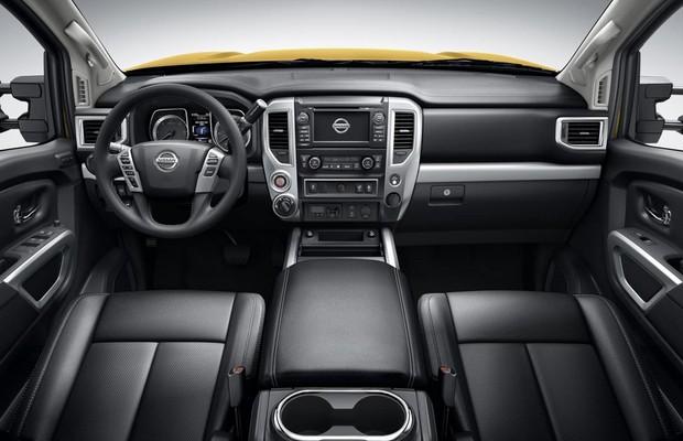 Nissan levará três picapes modificadas para o SEMA (Foto: Divulgação)