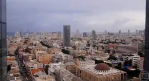 Diversão ou negócios em Tel Aviv (jornal hoje)