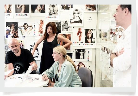 Casa Vogue de abril traz Patricia Urquiola como editora convidada (Foto: Marcio Del Nero)