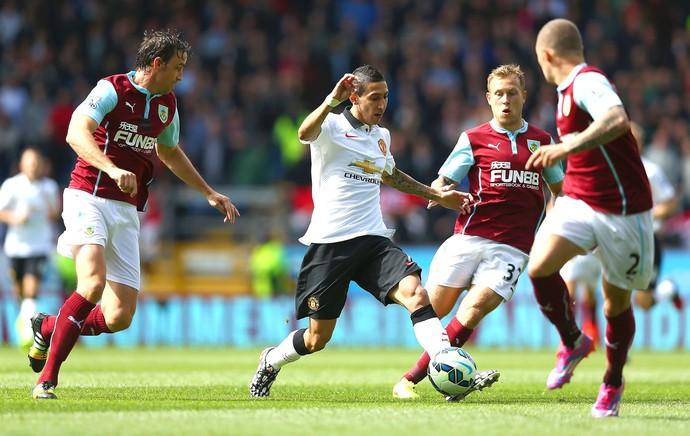 Angel Di Maria estreia jogo Manchester United (Foto: Getty Images)