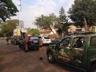 Ação prende 23 suspeitos de tráfico de drogas e contrabando na fronteira