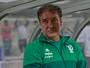 """Cuca fala em dia atípico do Palmeiras: """"Uma de nossas piores atuações"""""""