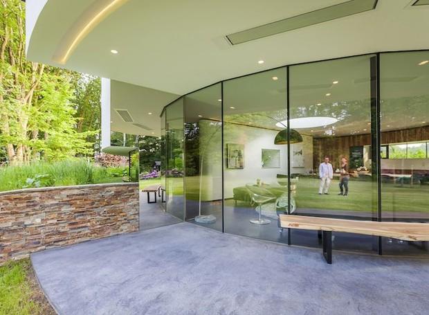 casa-projetada-para-cachorros-arquitetura-decoração (Foto: Reprodução)