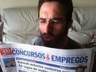 Rafinha Bastos atrai interesse de empresários estrangeiros, diz jornal